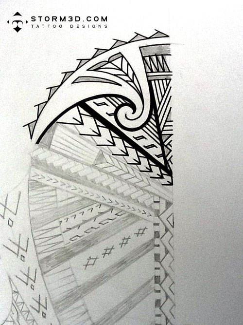tattoo price tribal shoulder sonny tattoo sketch williams design bill