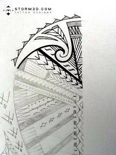 sonny bill williams tattoo design sketch