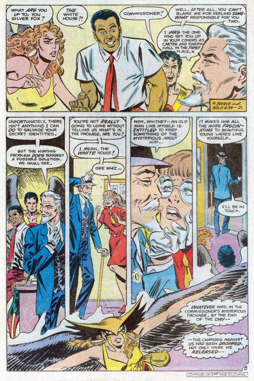 Hawkman (1986) Issue #3 #3 - English 11