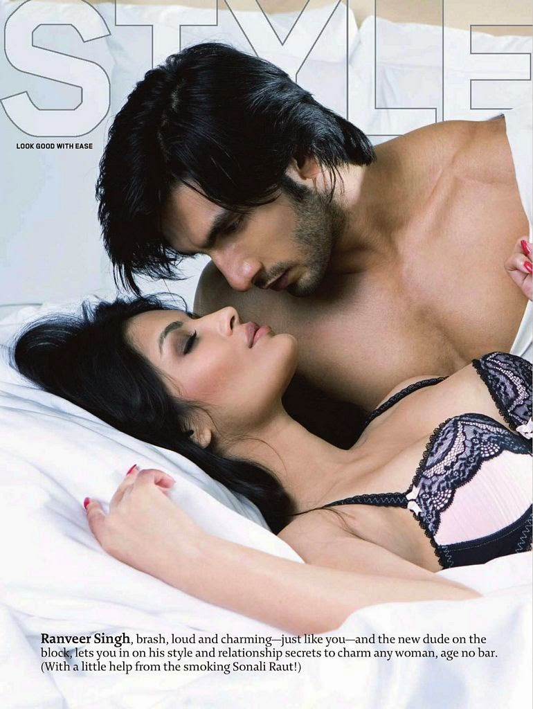 sonali raut and ranveer singh hot extreme sex scene bedroom hot photoshoot redhot unseen rare pics