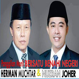 Aktivitas Sosialisasi HM-NJ : Herman Jadi Saksi Nikah, Buya Nuzran Pimpin Baca Do'a