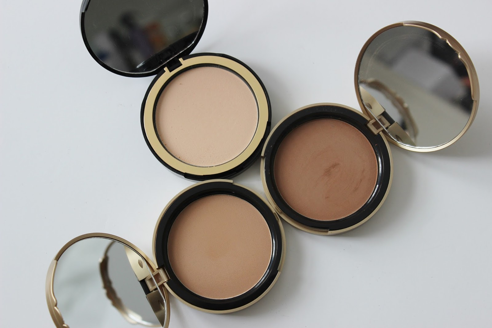 Too Faced Chocolate Soleil Bronzer and Cocoa Powder Foundation ...