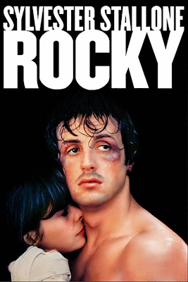 Poster Of Rocky (1976) In Hindi English Dual Audio 300MB Compressed Small Size Pc Movie Free Download Only At World4ufree.Org