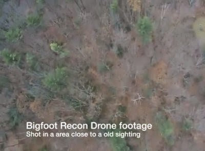 Bill Brock Bigfoot Drone
