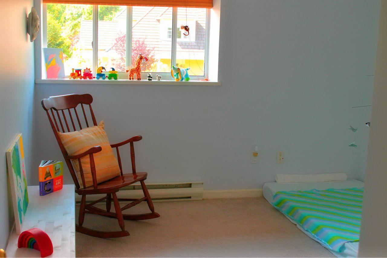 Toddler proofing bedroom