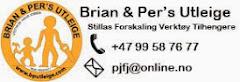 Brian & Per's utleige