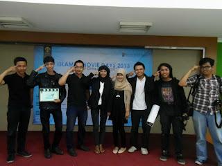Mengejar Medali Raih Juara Pertama Festival Film Islam Nasional IMD 2013 !