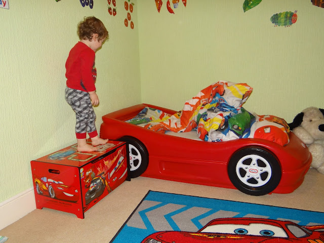 Fisher Price Car Bed