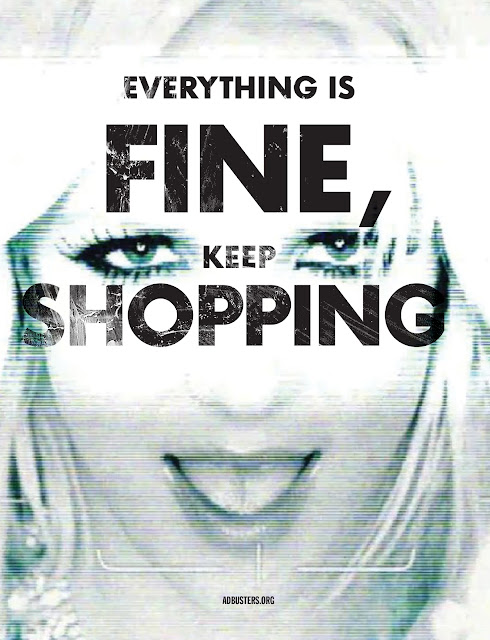 Everything is fine. Keep shopping!