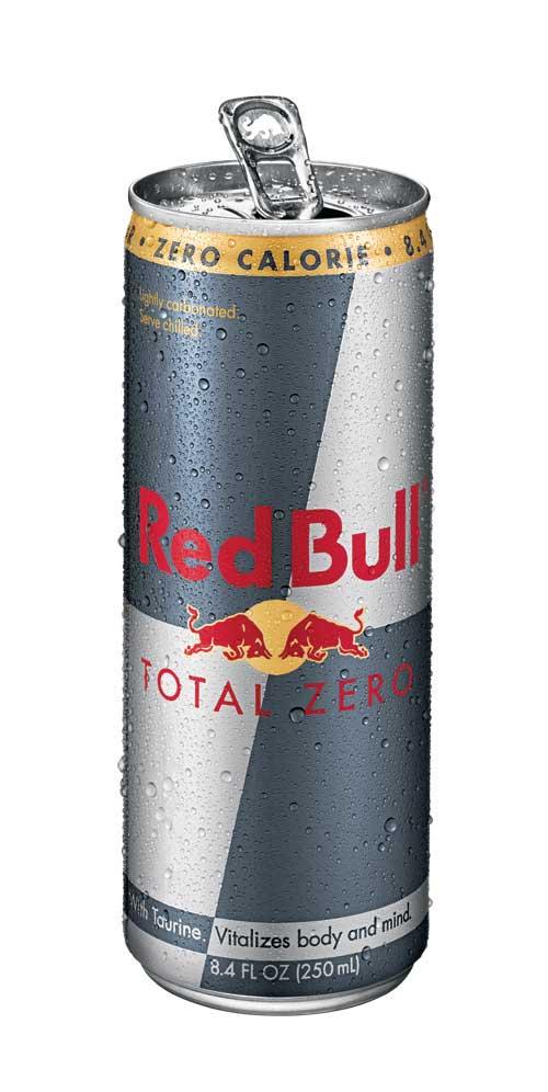 Feedback: RED BULL Total Zero
