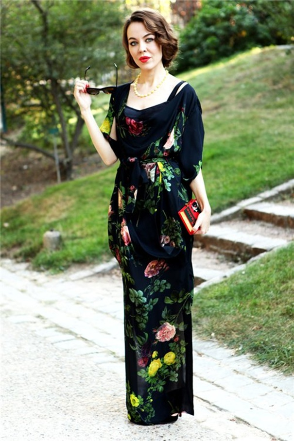 Pop Culture And Fashion Magic Ulyana Sergeenko Russian Fame