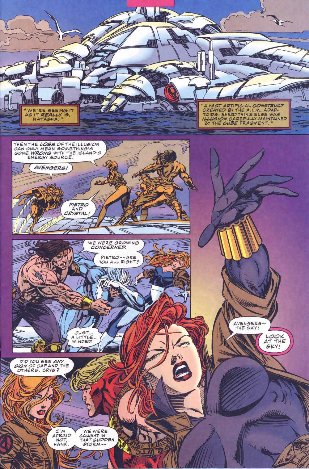 Captain America (1968) Issue #441b #395 - English 5