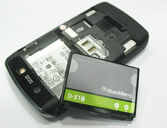 Cara Merawat Baterai Blackberry