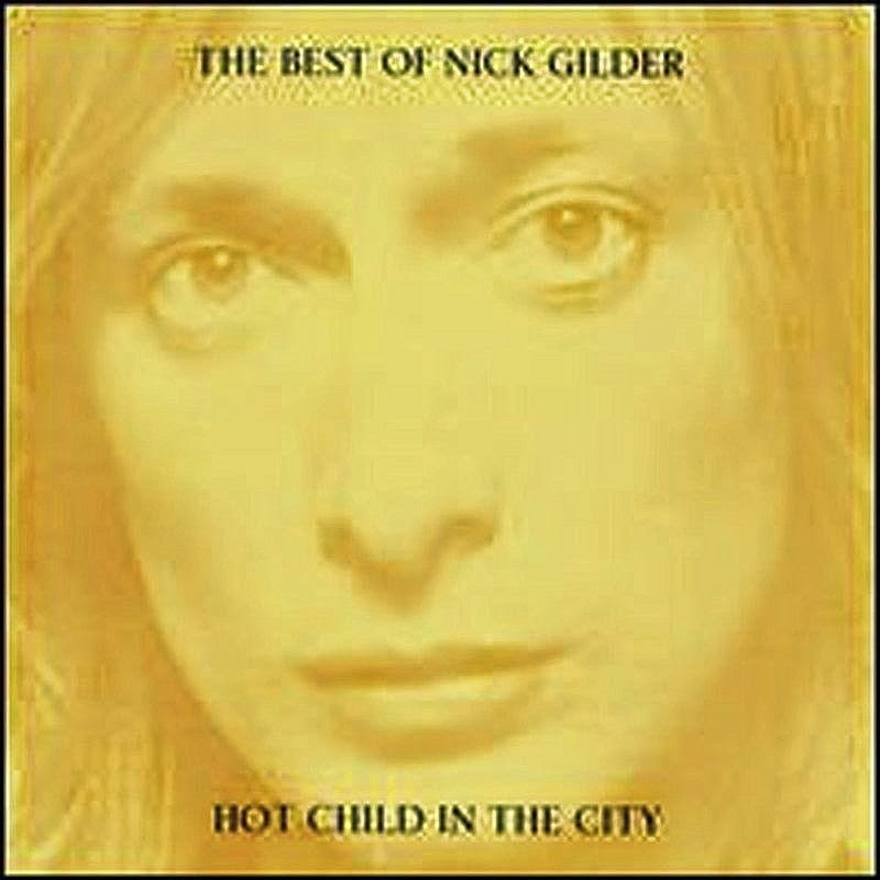 Nick Gilder - Hot Child in the City On WLCY RADIO