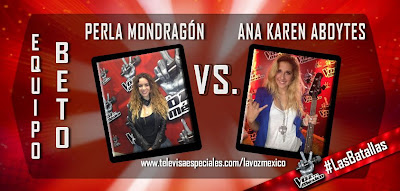  Perla Mondragn vs. Ana Karen Aboytes