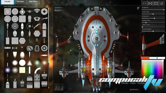 Gratuitous Space Battles 2 PC Full Español