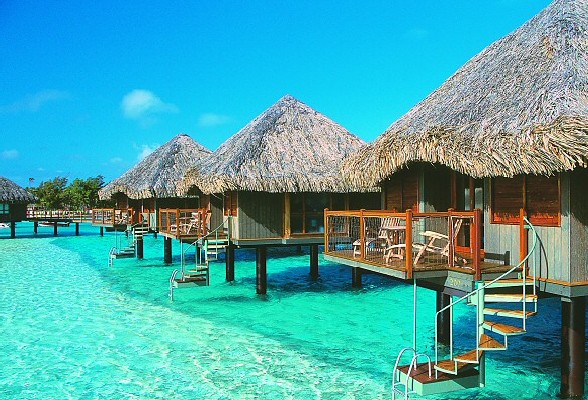 World visits honeymoon destinations bora bora and top 4 for Best places to go on your honeymoon