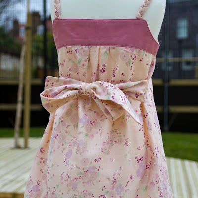 village haberdashery figgy's zephyr dress nani iro little letter nina double gauze kona sundress straps