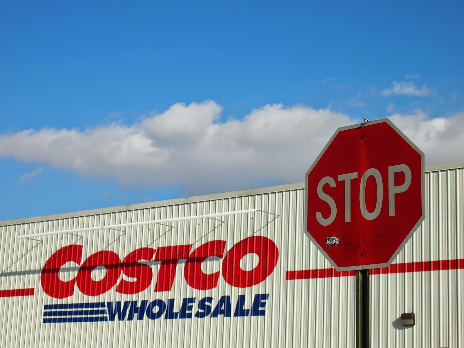 アメリカのCostcoの店舗写真