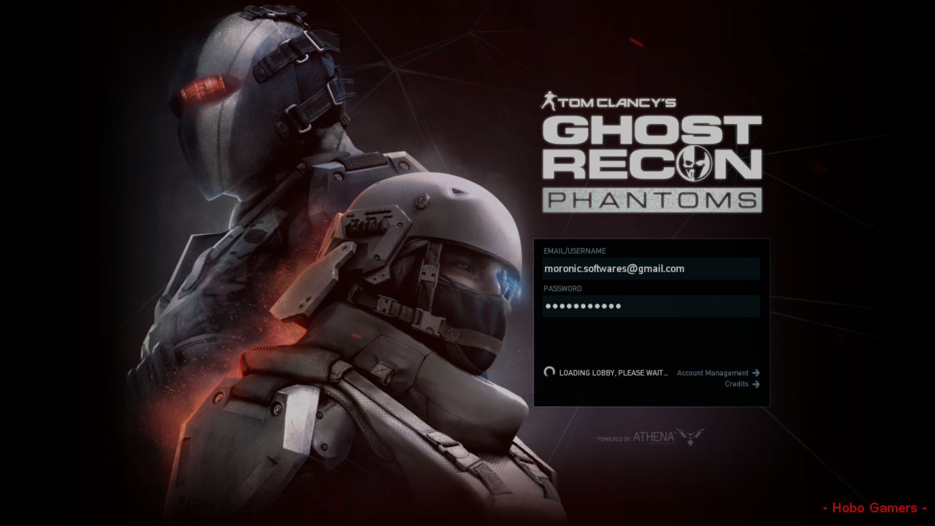 Tom Clancys Ghost Recon Phantoms Wallpapers