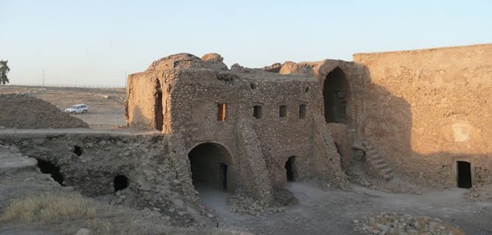(Video) 1,400 Year Old Christian Monastery in Iraq Razed