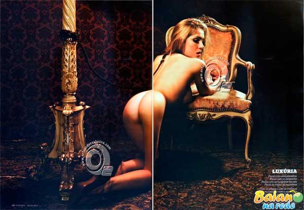 Sempre Aqui Est O As Fotos De Renatinha Do Bbb Pelada Na Playboy