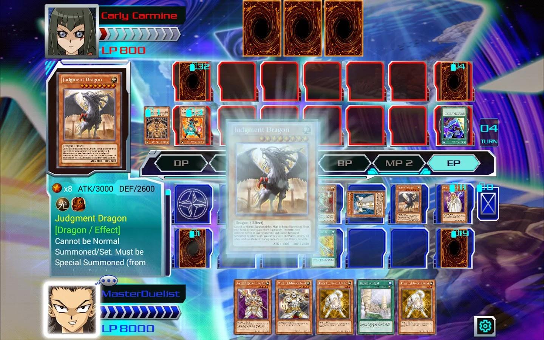 تحميل لعبة yu-gi-oh duel generation مهكرة
