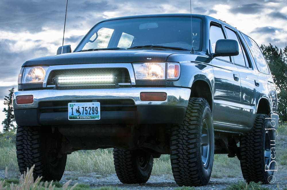 Review jasper offroad 20 double row led light bar living overland mozeypictures Image collections