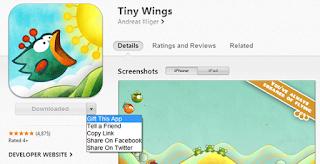 Aplikasi Gift Tiny