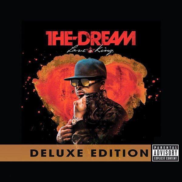 The-Dream - Love King (Deluxe Edition)    Cover