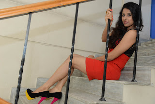 Sravya-Reddy-Hot-Stills