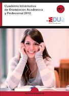 Cuaderno Informativo 2012