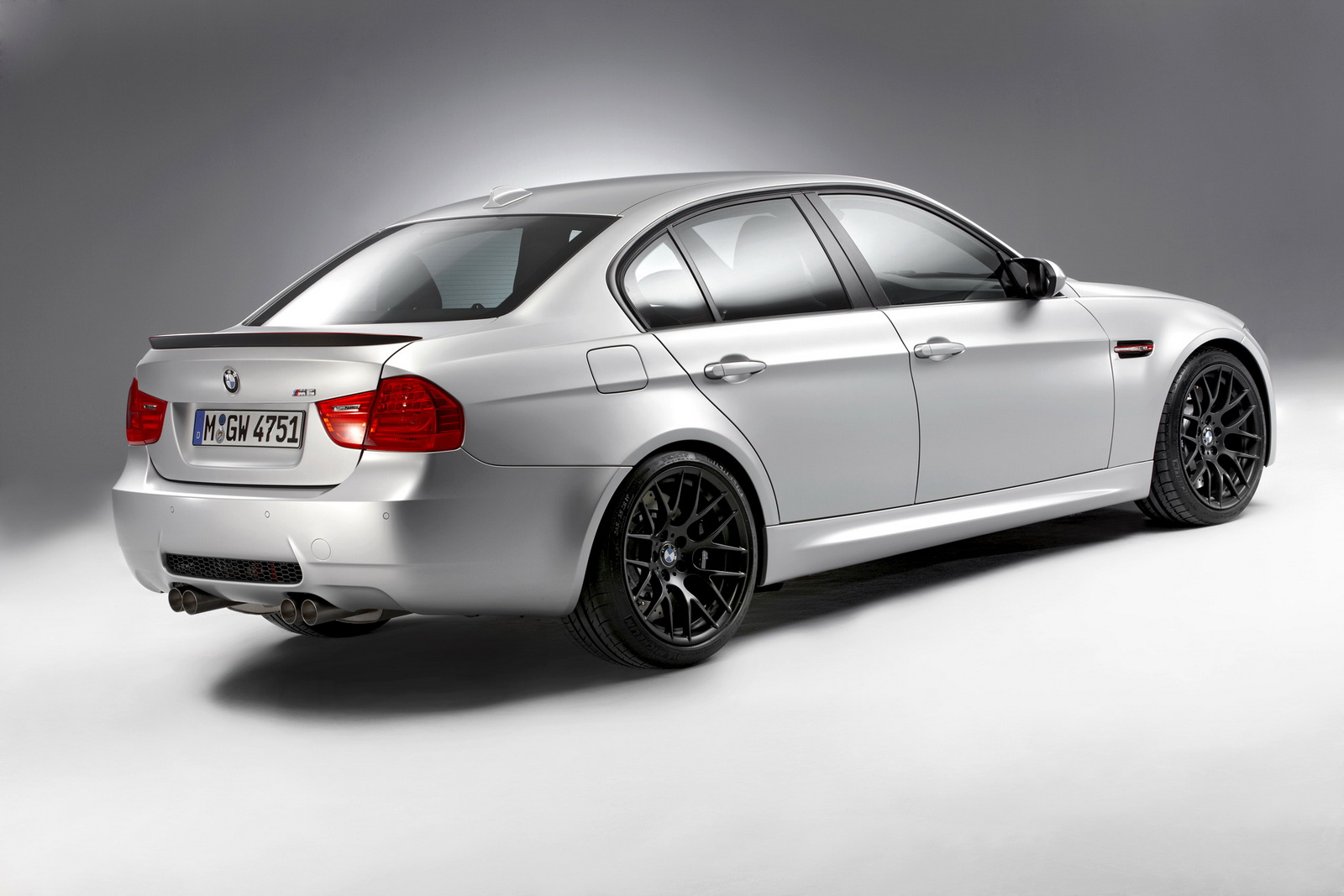 BMW M3 CRT   Limited edition high performance sports car from the
