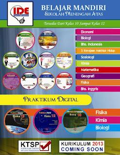 software cd pembelajaran SMA