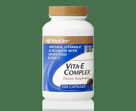 Pengedar Shaklee Sri Aman : Vitamin E