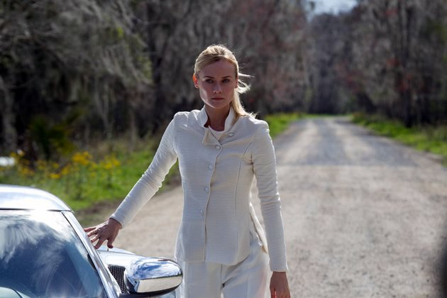 Hollywood film - The Host movie stills