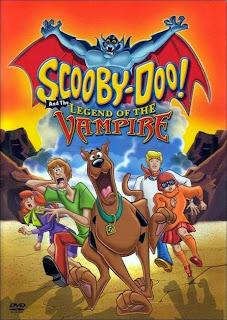 Ver: Scooby-Doo y la leyenda del vampiro (2003)