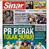 SINAR HARIAN DIKATAKAN FITNAH NIZAR JAMALUDDIN THE MALAYSIAN INSIDER LAGI HEBAT TERUS FITNAH RAJA RAJA MELAYU TOLAK HUDUD