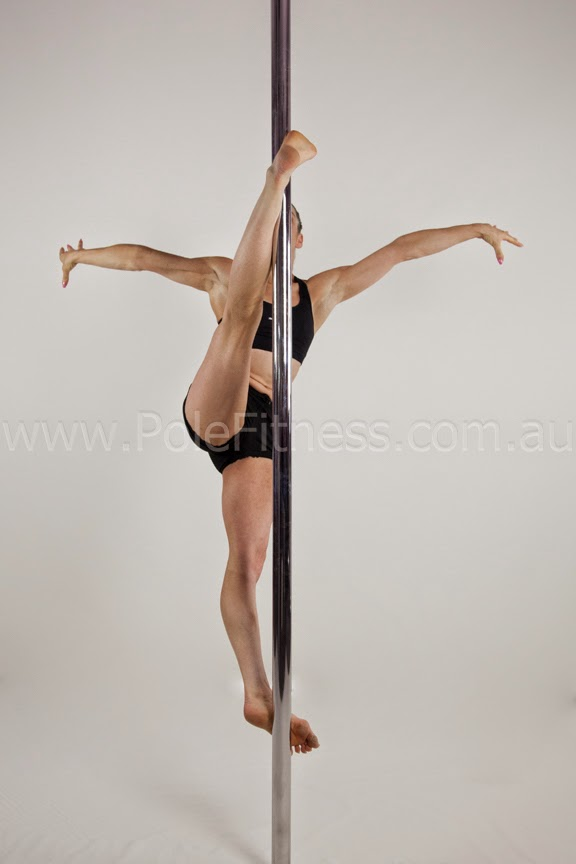 Angela Perry Director of Pole Fitness Studios