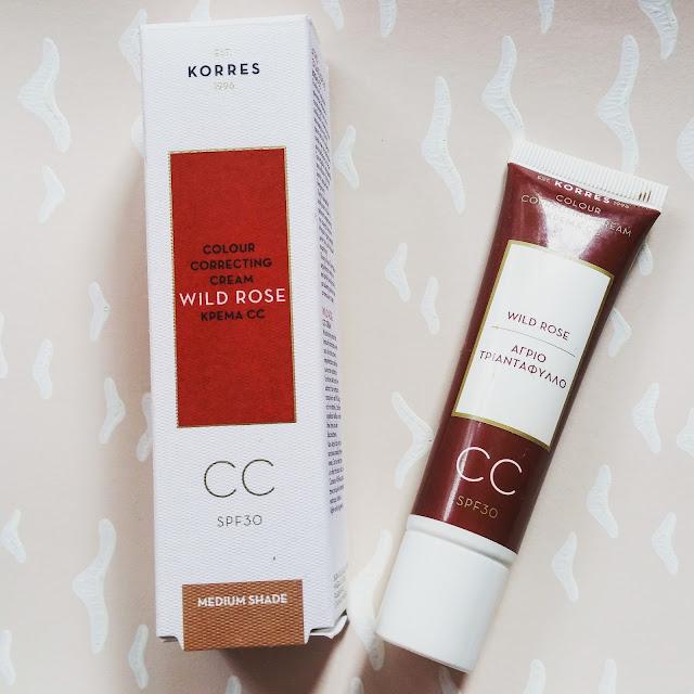 Korres CC Cream