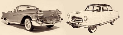 Cadillac and Rambler