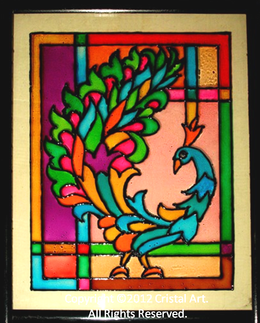The gallery for simple glass painting designs for kids for Best glass painting designs
