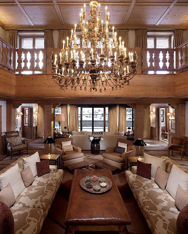 Freddo vero guida agli chalet pi lussuosi del mondo for 1850 design della cucina