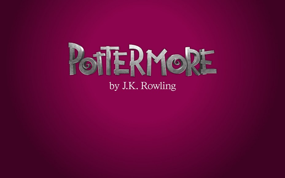Pottermore: a unique online Harry Potter experience from J.K. Rowling.