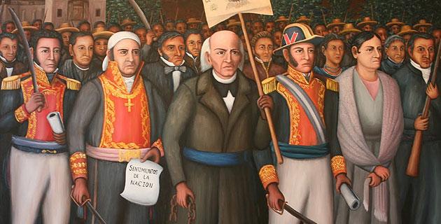 ... Masón: 16 de Septiembre, Aniversario de la Independencia de México