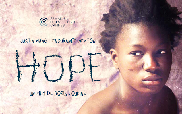 Affiche film Hope