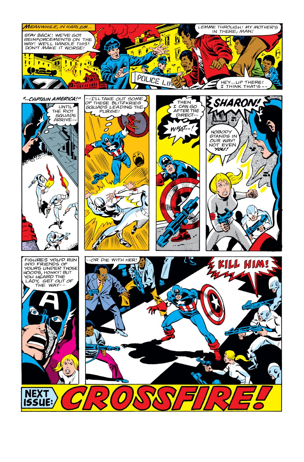 Captain America (1968) Issue #232 #147 - English 18