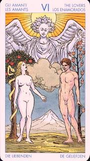 Los Enamorados, Arcano VI