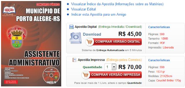 www.apostilasopcao.com.br/apostilas/1604/2883/municipio-de-porto-alegre-rs/assistente-administrativo.php?afiliado=3719