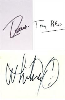 GAMBAR Contoh Tanda Tangan Orang Terkenal Trik Membaca Signature
